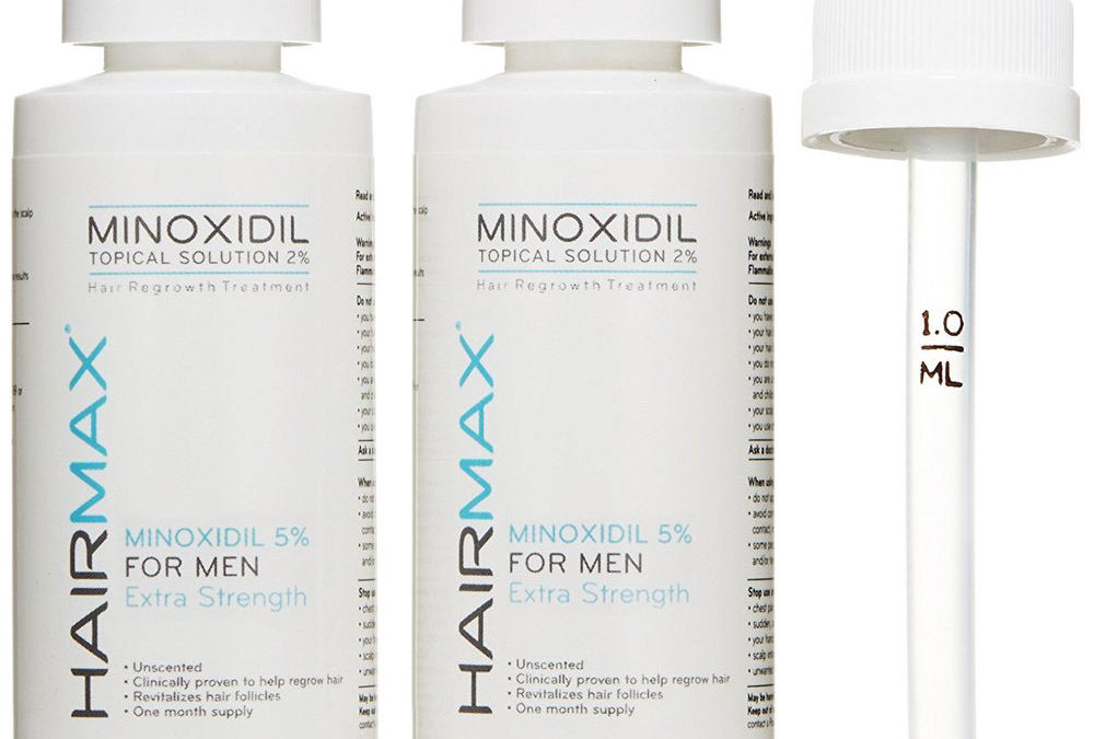 HairMax Minodil 5% Extra Strength for Men