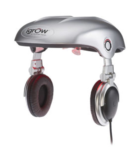 iGrow Hands-Free Laser - Best In-Home Hair Treatment System