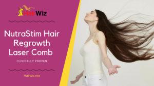 NutraStim Hair Regrowth Laser Comb